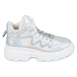 Seastar grey Insulated Sneakers