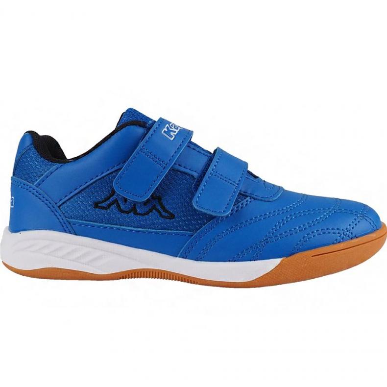 Kappa Kickoff Jr 260509K 6011 shoes blue