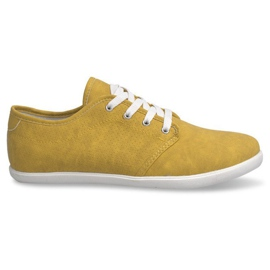 3307 Yellow Men's Sneakers