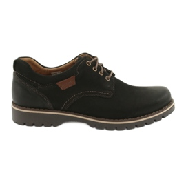 Riko men's shoes 858 black