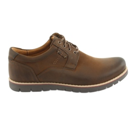 Lace-up shoes Riko 761 brown