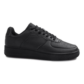 Black Air Force One Sport Shoes
