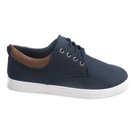 Casual Men's Sneakers 655 Navy
