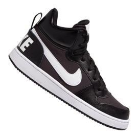 Nike Court Borough Mid Pe (GS) Jr BV1607-001 shoes black