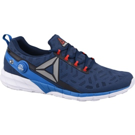Navy Reebok Zpump Fusion 2.5 M AR0086 shoes