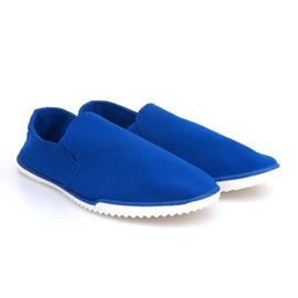 Slip-on Sneakers Lycra 8527 Blue