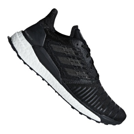 Black Adidas Solar Boost M CQ3171 shoes