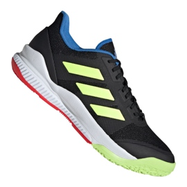 Adidas Stabil Bounce M BD7412 shoes black black