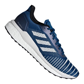 Blue Adidas Solar Drive M G28966 shoes