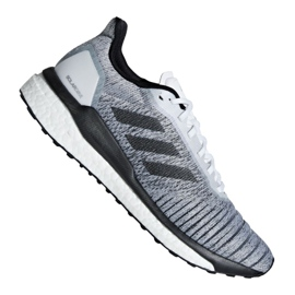 Grey Adidas Solar Drive M D97441 shoes