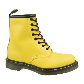 Yellow Dr. shoes Martens 1460W 24614700