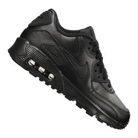Nike Air Max 90 Ltr Gs Jr 833412-001 shoes black