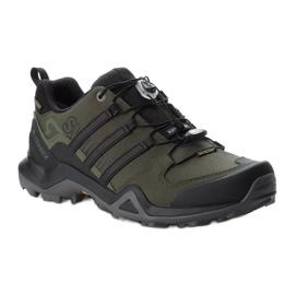 Green Adidas Terrex Swift R2 Gtx M shoes