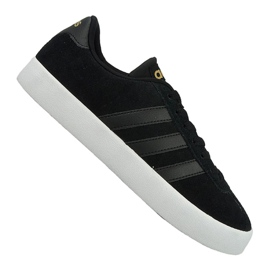 Black Adidas Vl Court Vulc M AW3925 shoes