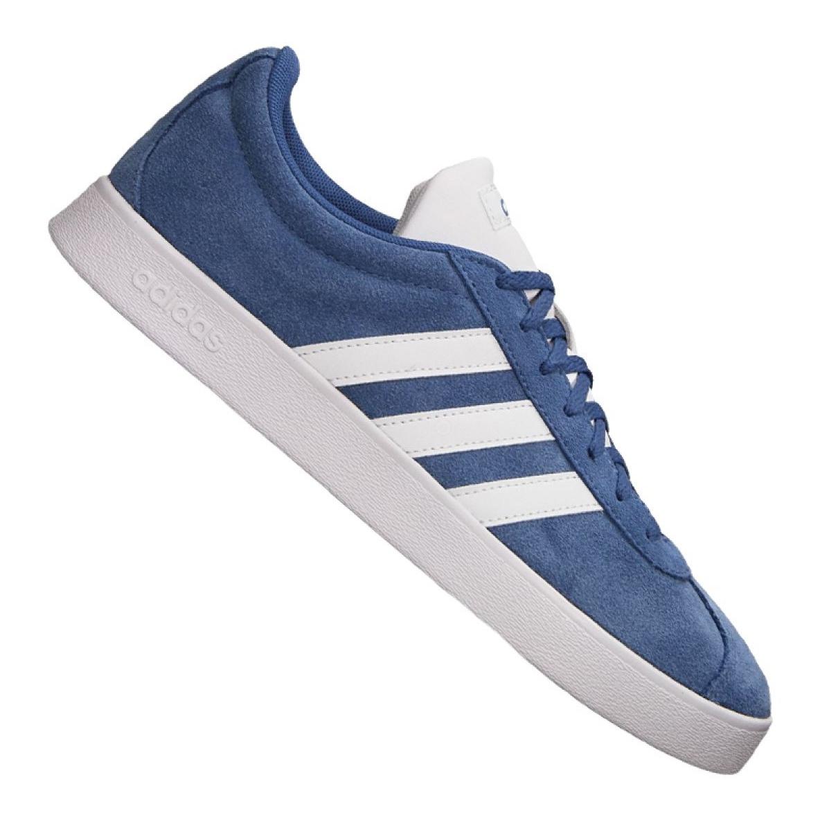 Adidas Vl Court 2.0 M DA9873 shoes blue