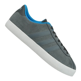 Grey Adidas Vl Court Vulc M AW3927 shoes