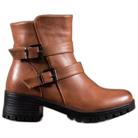 Abloom Eco Leather Workers brown