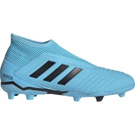 Adidas Predator 19.3 Ll Fg Jr EF9039 football shoes