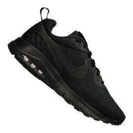 Black Nike Air Max Motion Lw Prem M 861537-007 shoes