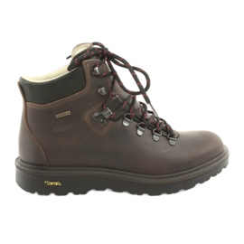 Grisport brown trekking shoes