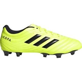 Adidas Copa 19.4 Fg M F35499 football shoes