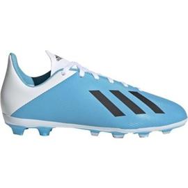 Adidas X 19.4 FxG Jr F35361 football shoes