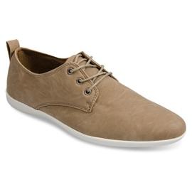 Stylish shoes -82 khaki