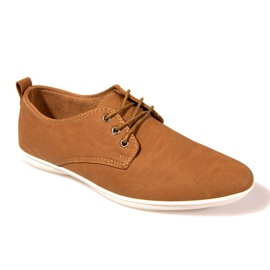 Brown Stylish shoes -82 camel