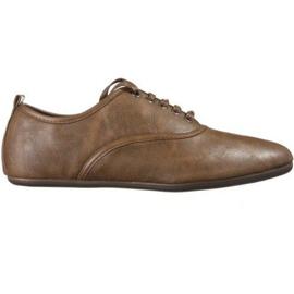Brown Elegant Jazz Shoes TL8312-2 Camel