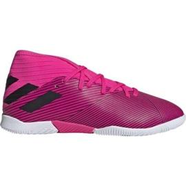 Adidas Nemeziz 19.3 In Jr F99946 indoor shoes pink pink