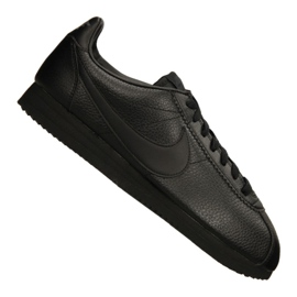 Black Nike Classic Leather M 749571-002 shoes