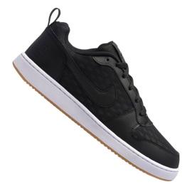 Black Nike Court Borough Low Se M 916760-003 shoes