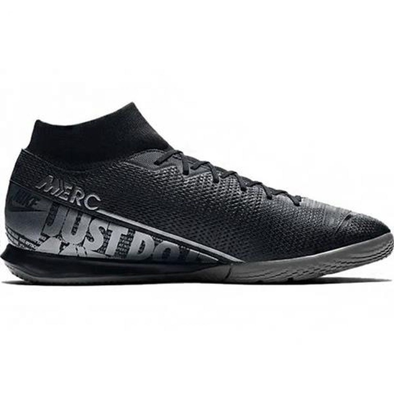 Nike Mercurial Superfly 7 Academy Ic M AT7975-001 indoor shoes black black