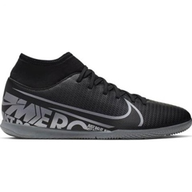 Nike Mercurial Superfly 7 Club Ic M AT7979-001 indoor shoes black black