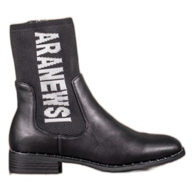 VINCEZA High Boots black