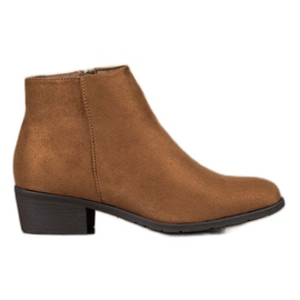 Filippo brown Camel Women's Boots
