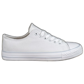SHELOVET White sneakers