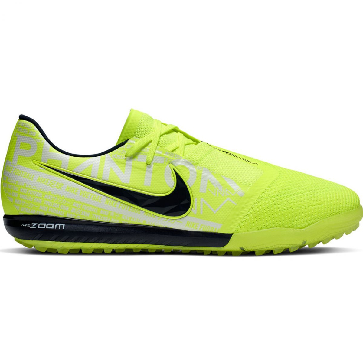 caja víctima Enriquecimiento  Nike Zoom Phantom Venom Pro Tf M BQ7497-717 football shoes yellow yellow -  ButyModne.pl