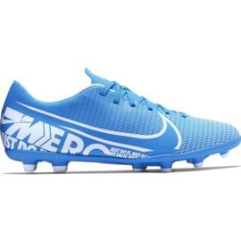 Nike Mercurial Vapor 13 Club FG / MG M AT7968-414 football shoes