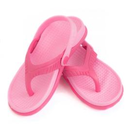 Aqua-Speed pink Aqua-sport Roma Jr 03/498 slippers