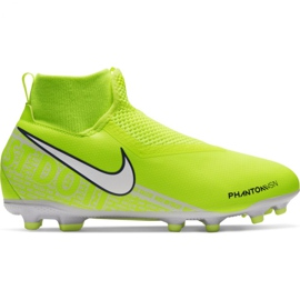 Nike Phantom Vsn Academy Df FG / MG Jr AO3287-717 football shoes
