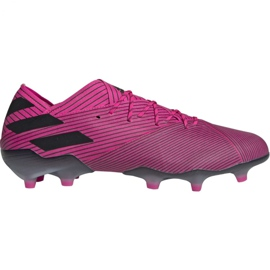 Adidas Nemeziz 19.1 Fg M F34407 football shoes