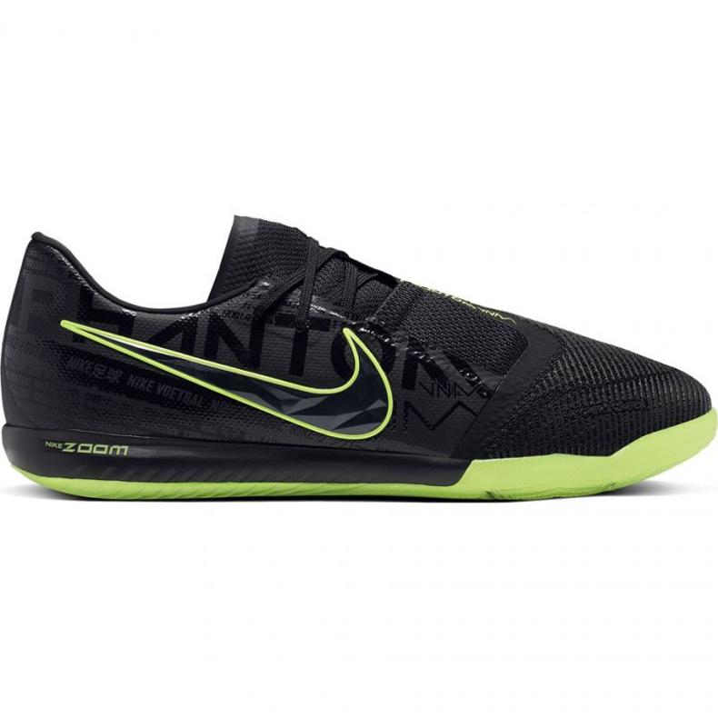 Nike Zoom Phantom Venom Pro Ic M BQ7496-007 indoor shoes black black