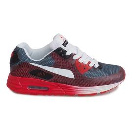 Gemre Sport Sneakers B49-6 Red
