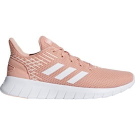 Pink Adidas Asweerun W F36733 shoes