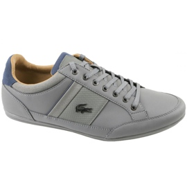 Grey Lacoste Chaymon 118 1 M CAM0011G1N81 shoes