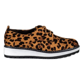 Marquiz multicolored Spotted women's shoes