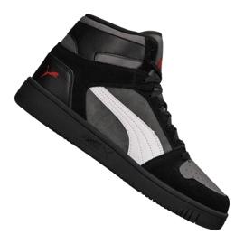 Black Puma Rebound LayUp Sd M 370219-02 shoes