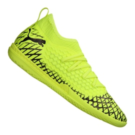 Puma Future 4.3 Netfit It M 105686-03 football boots yellow yellow