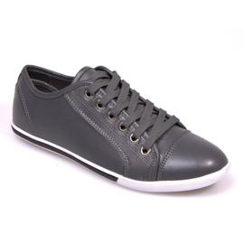 Oldschool Sneakers 187 Gray grey